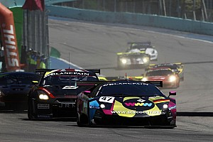 Series to adopt unified GT3 technical specs for 2012