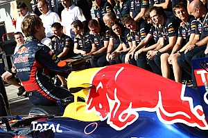 Vettel wants quieter coronation after 2011 title