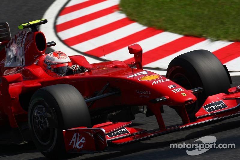Lotus to give Raikkonen time to shake off rust