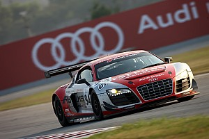 GT Audi R8 LMS Cup to launch in China in the 2012 season