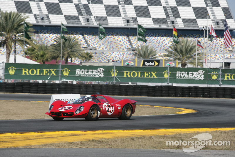 Rolex 50th Daytona 24H: T-minus 1 month