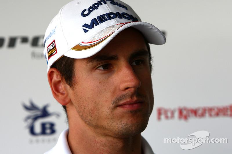 Montezemolo admits eye on 'German drivers'