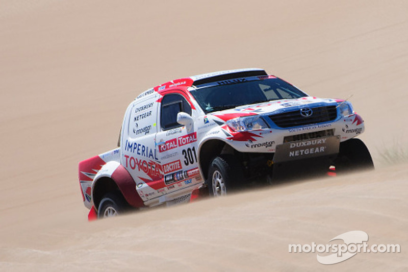 Imperial Toyota stage 3 report