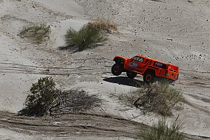 Dakar Team SPEED Stage 5 report