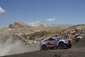 Dakar Riwald Team stage 4 report