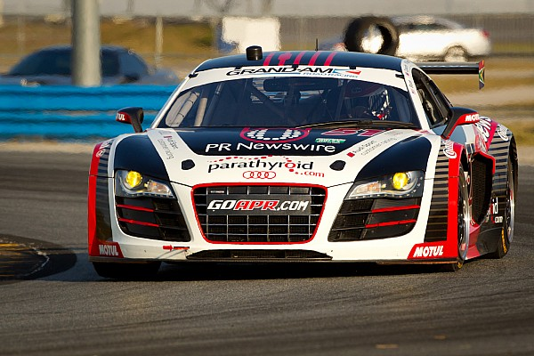 APR Motorsport has productive Daytona January test