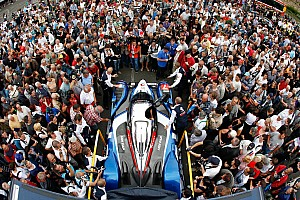 Le Mans It's been a blast Peugeot