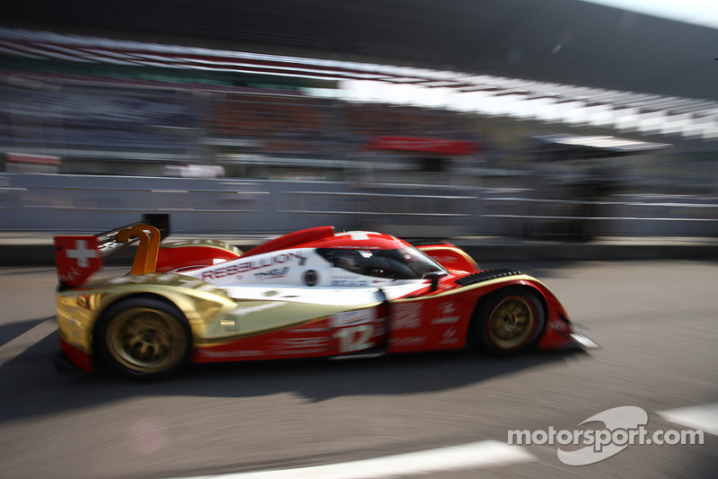 REBELLION Racing plans 2012 season with Lola-Toyota LMP1s