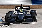Friend Kanaan asked Barrichello to test Indycar