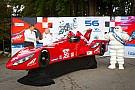 Michelin delivers first tires to DeltaWing