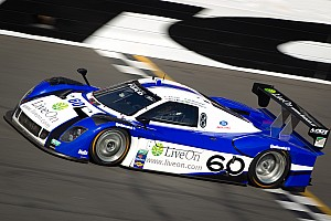 MSR's Allmendinger leads Ford podium sweep at Daytona 24H