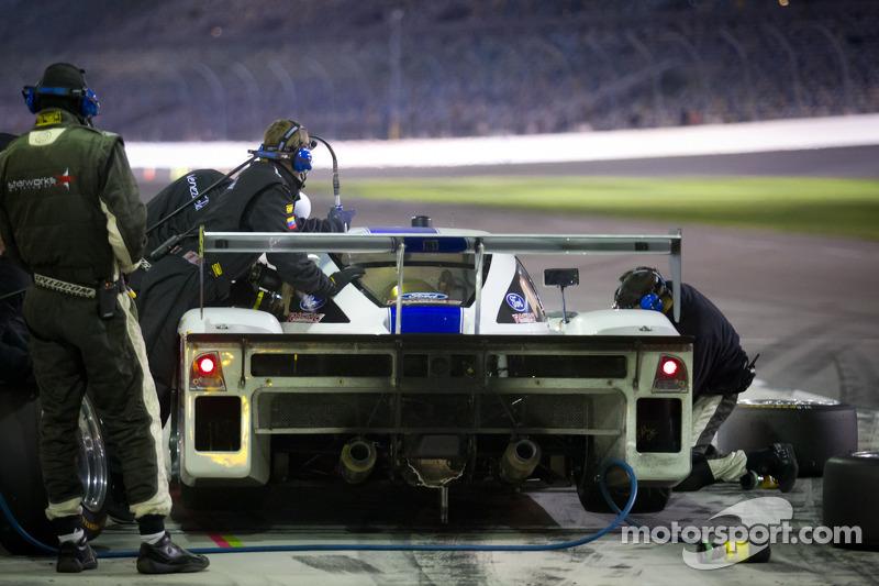 Ryan Dalziel Daytona 24H race report