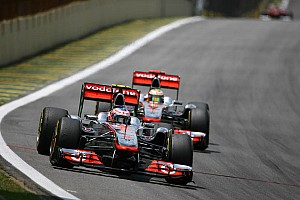 Formula 1 McLaren plays down link with Pollock's Pure
