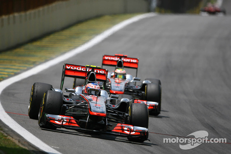 McLaren plays down link with Pollock's Pure