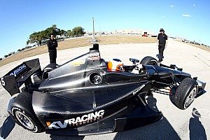 IndyCar Ball in Barrichello's court after 3 days of testing