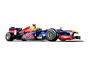 Champion  team, Red Bull, reveals new RB8 for 2012 season