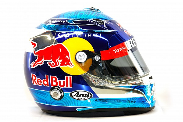 2012 Helmet designs