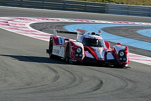 WEC First Endurance Run For The Toyota TS030 Hybrid