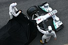 Mercedes launch 2012 contender MGP W03 at Barcelona
