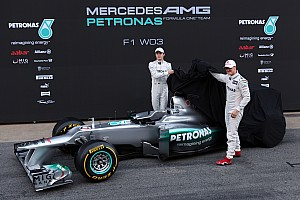 Formula 1 Mercedes hiding new 'double diffuser' concept - reports