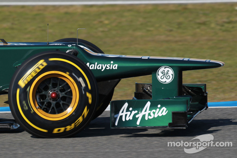 FIA to correct 'nose step' rules flaw for 2013