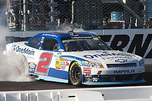Sadler returns to victory lane with Phoenix 200 win