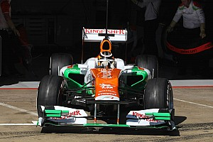 Force India Barcelona test II -  Day 4 report