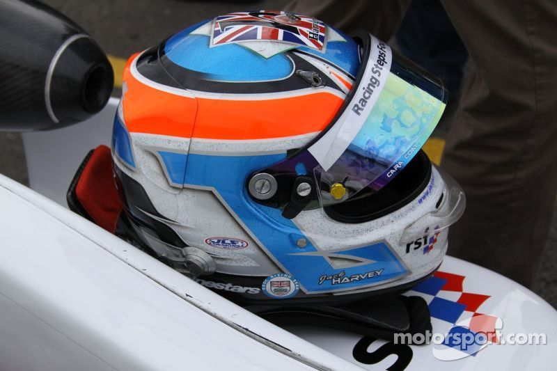 Jack Harvey Leads The Way In Opening Tests For British F3