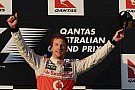 Brilliant Button blasts to victory in Australian GP season opener 
