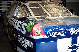 NASCAR Sprint Cup Knaus and Hendrick No. 48 penalties reduced