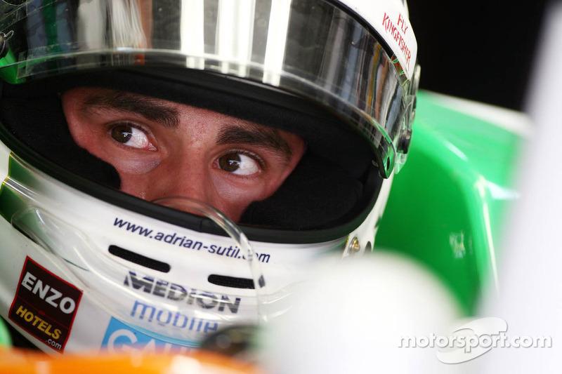 Sutil's manager denies Ferrari link