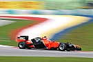Marussia Malaysian GP - Sepang Friday report