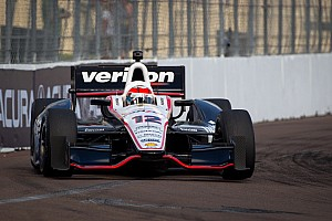 Team Chevy St. Pete qualifying report