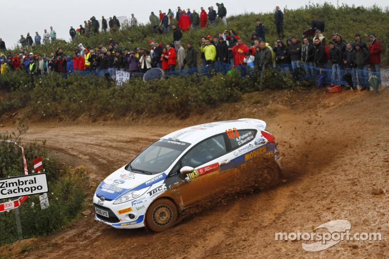 WRC Academy Rally de Portugal leg 2 summary