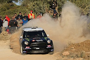 Team MINI Portugal Rally de Portugal leg 3 summary