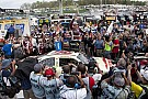 Winner Newman and Chevy drivers discuss Martinsville race