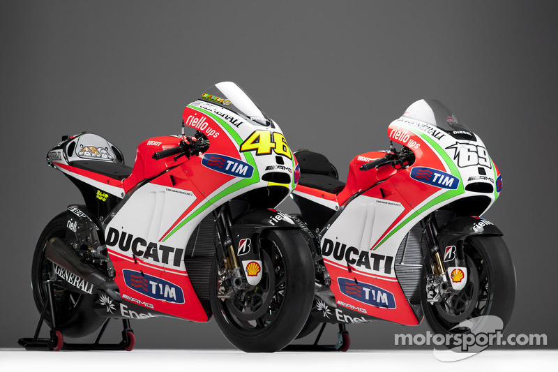 Ducati all set for season opener in Qatar