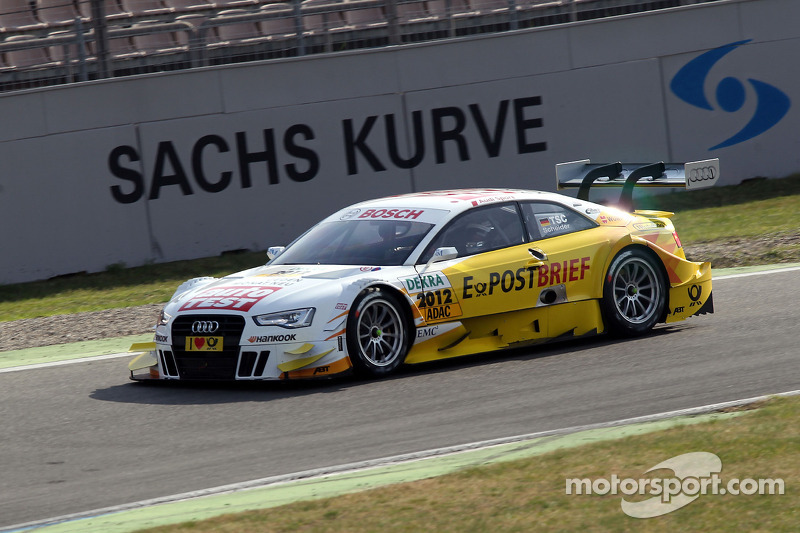Audi 3 week countdown to 2012 season kickoff