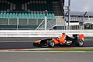 Marussia Manor Racing GP3 Silverstone test summary