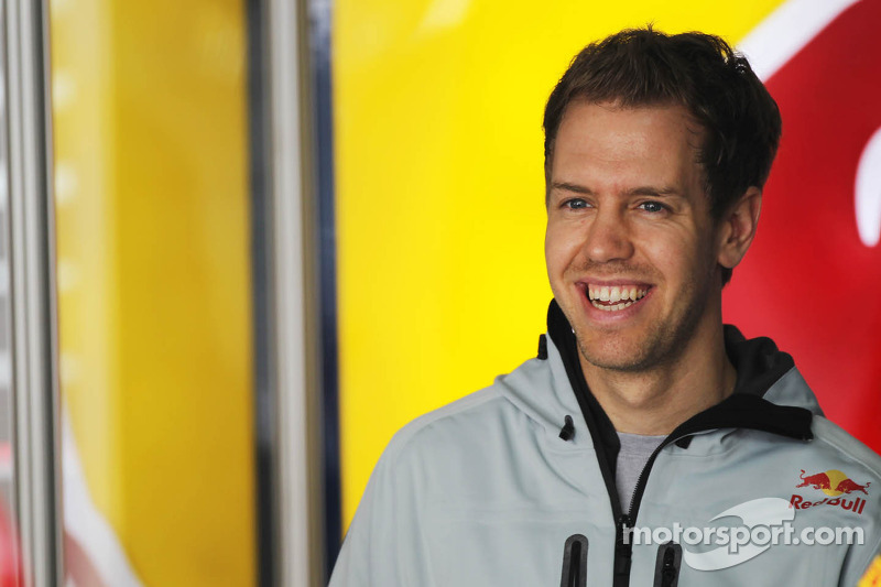 'Nothing wrong' with 'nervous' Red Bull - Vettel