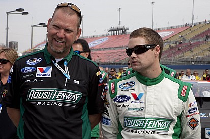 Ricky Stenhouse Jr. Takes Checkered Flag at Texas Motor Speedway: A Fan's Reaction
