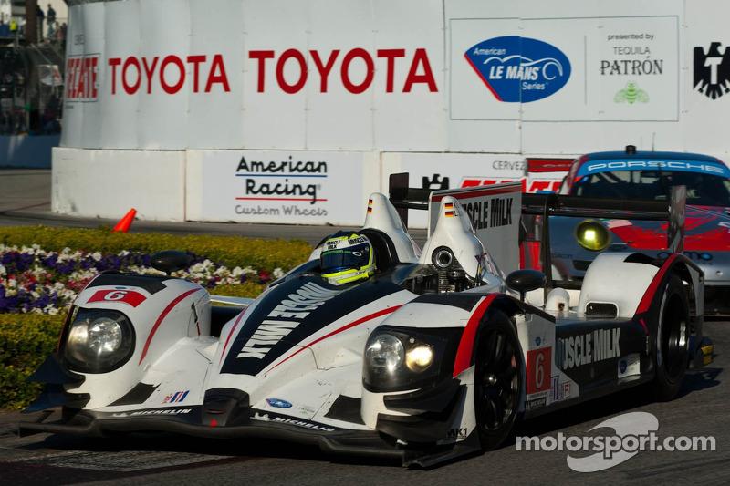 Michelin Long Beach race report