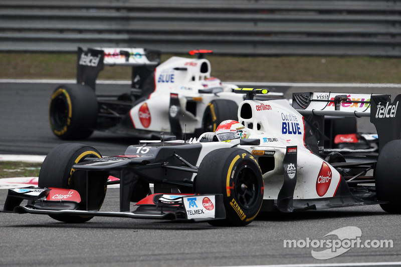 Rumours fly after Sauber sponsor 'teaser'