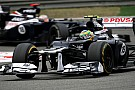 Barrichello takes credit for Williams surge