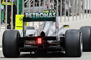 Formula 1 All about tyres in Bahrain heat - Rosberg