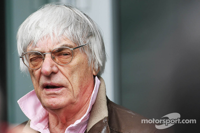 Ecclestone confirms Spanish hosts to alternate race