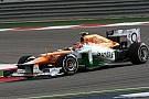 Force India Bahrain GP - Sakhir race report