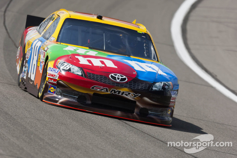 Kyle Busch hopes to win 4th Spring race at Richmond