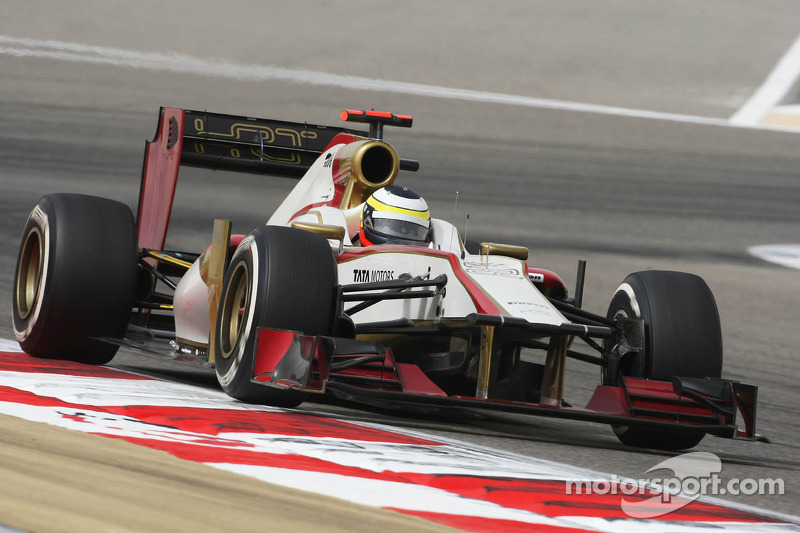 HRT Bahrain GP - Sakhir Friday practice report