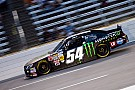 Kurt Busch barely beat Hamlin in Nationwide action at Richmond